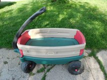 LITTLE TIKES WAGON FULL-SIZE HEAVY DUTY in DeKalb, Illinois