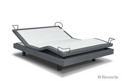 Reverie 7S Adjustable Bed Base - Massage - Queen - New! in Lockport, Illinois