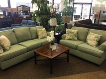 DAYSTAR SEAFOAM SOFA/LOVESEAT in Schofield Barracks, Hawaii