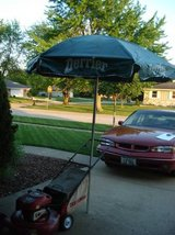 PATIO UPRIGHT STANDING UMBRELLA in Joliet, Illinois