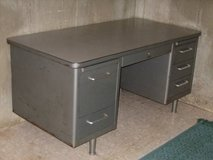 Vintage Steelcase Desk in Naperville, Illinois