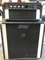 "1970's vintage 18"" bass amp and head in Aurora, Illinois"