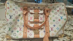 Louis Vuitton Murakami Multicolor Keepall 45 Weekend/Travel Bag in Beaufort, South Carolina