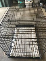 Extra Large Dog Crate with Divider in Bolingbrook, Illinois