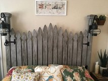 Antique finish Headboard king, Queen, or Double in Barstow, California