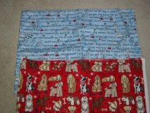 2 Pieces of Doggie Dog Puppy Pup Cloth in Colorado Springs, Colorado