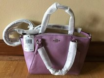 Coach Mini Kelsey Satchel/handbag, Lilac- New in Joliet, Illinois