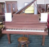 SALE  1905 Everett Baby Grand Piano, TUNED & CLEANED in Bartlett, Illinois
