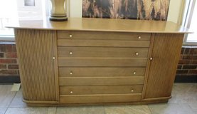 Mid-Century Modern Rare Heywood Wakefield Cadence Buffet or TV Stand in Elgin, Illinois