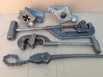 (4) - Antique Plumbing Tools - Great for Steam Punk in Glendale Heights, Illinois