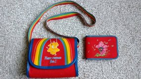 Care Bears Purse & Wallet 1983 in Orland Park, Illinois