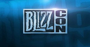 Blizzcon 2018 Swag/Goodie Bags and Event Badges in Camp Pendleton, California