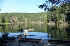 Lost Lake Premium Resort RV Lot Year Round Living! in Olympia, Washington