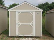 8x12 Tool Shed in Brenham, Texas