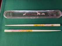 New resin chopsticks with carrying case in Temecula, California
