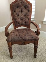 ARM CHAIRS,Upholstered back in Katy, Texas