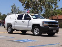 2016 CHEVROLET SILVERADO WORK TRUCK!**EZ FINANCING! in Camp Pendleton, California
