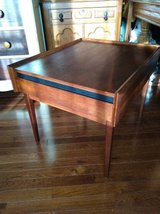 Retro End Table in New Lenox, Illinois