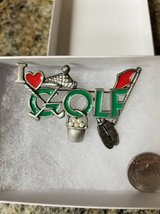 Ladies new Golf pin in Camp Pendleton, California