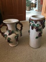 Pottery pieces (decorative) in Schaumburg, Illinois