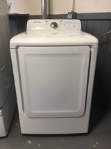 Samsung electric dryer in Fort Belvoir, Virginia