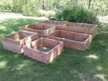 """Rock Solid"" Raised Garden Beds in Fort Leonard Wood, Missouri"