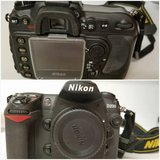 Nikon camera body + tripod  + extra battery in Sugar Land, Texas