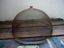 "antique-shoo-fly-food-covering-10 1/2"" diameter in Brookfield, Wisconsin"