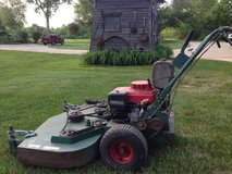 """bobcat 48"""" ransomes walk behind mower  ( for parts ) in St. Charles, Illinois"""
