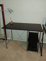 Student desk art desk with shelves and cup holder in Roseville, California