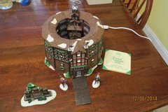 Dept 56 Old Globe Theater Dickens' Village Series 2nd Ed Ltd 1998 in Warner Robins, Georgia