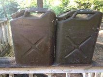 1950's Military 5 Gallon water cans in Dover, Tennessee