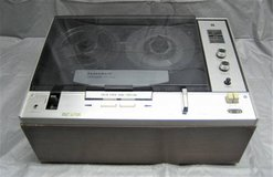 Vintage Panasonic RS-796US Reel To Reel Player / Recorder - Parts/Repair in Chicago, Illinois