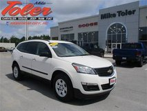 2013 Chevrolet Traverse LS SUV-One Owner-Price Reduced!(15032b) in Cherry Point, North Carolina