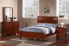 New Twin Size Medium Oak Bed Frame FREE DELIVERY in Camp Pendleton, California
