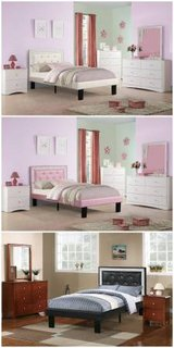 New Pink TWIN Size Frame FREE DELIVERY in Vista, California