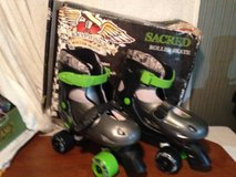 Kryptonics Youth Neon Roller Skates With Box in Dover, Tennessee