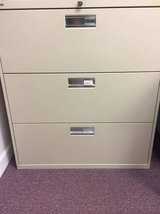 3 Drawer Hon File Cabinet in Chicago, Illinois