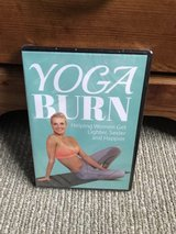 Yoga Burn Premium Package 4 Disc DVD Workout Fitness Set Phase in Plainfield, Illinois