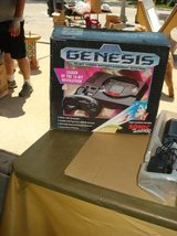 GENESIS GAMING SYSTEM (LIKE NEW IN BOX) in Naperville, Illinois