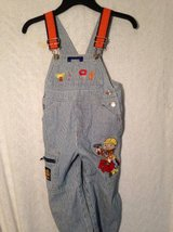 Bob The Builder Striped Denim Overalls in Dover, Tennessee