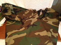 Military Camo woodland Cold Weather trousers in Dover, Tennessee