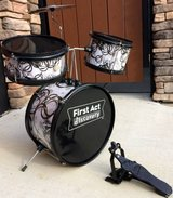 Kid's FIRST ACT DISCOVERY Rock Stars Junior DRUM SET in Westmont, Illinois