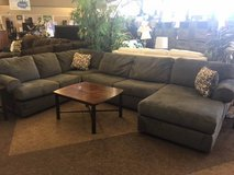 JESSA PLACE PEWTER SECTIONAL in Schofield Barracks, Hawaii