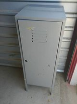 Locker with shelves in Travis AFB, California