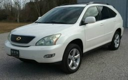 Lexus RX330 SUV, 4wd, Loaded, Sunroof, Leather, Heated Seats, COLD A/C in Cherry Point, North Carolina