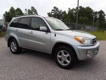 NICE Toyota RAV4 SUV! 4 Cylinder Automatic AWD New Tires Ice Cold A/C! in Cherry Point, North Carolina