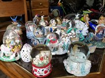 Collection San Francisco Music Boxes and Snow globes in Wheaton, Illinois
