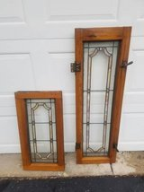 Beautiful, Original Chicago Bungalow Style Leaded- Glass Windows in Chicago, Illinois