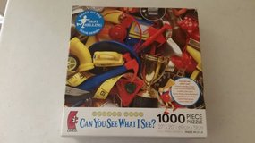 Can you See What I See? Educational 1000 piece unwrapped puzzle in Vista, California